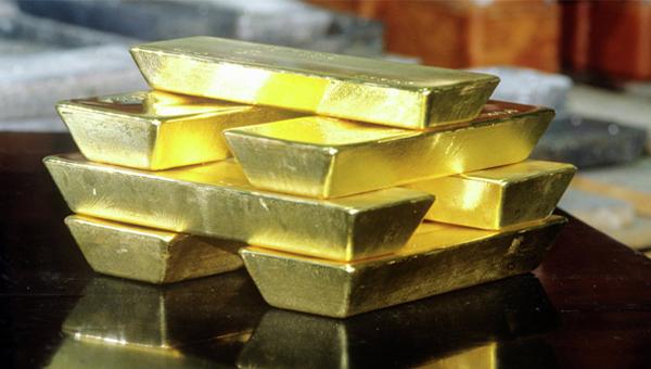Tonlarca altın İran'a döndü