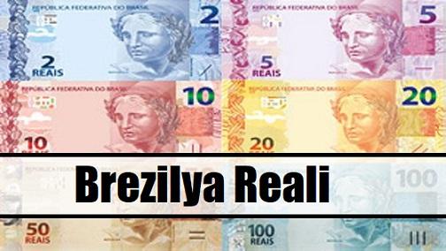 Brezilya Reali kaç tl? Brezilya Reali TL grafiği