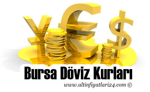 Bursa Döviz Kurları