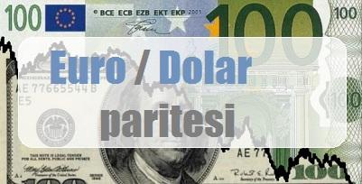 Euro Dolar paritesi takip etme
