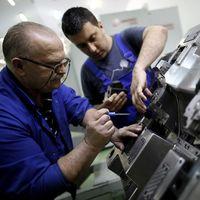 Euro Bölgesi sanayi üretiminin kura etkisi